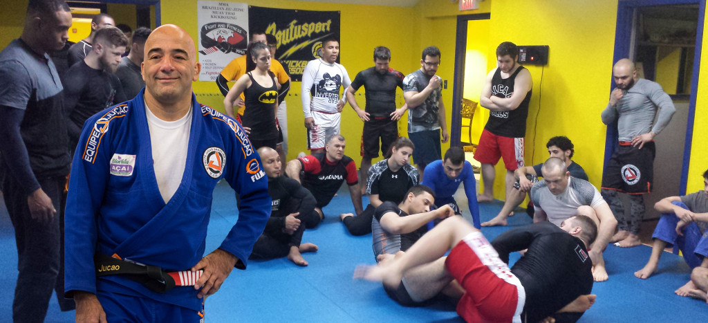 Jucao BJJ at Fight and Fitness MMA