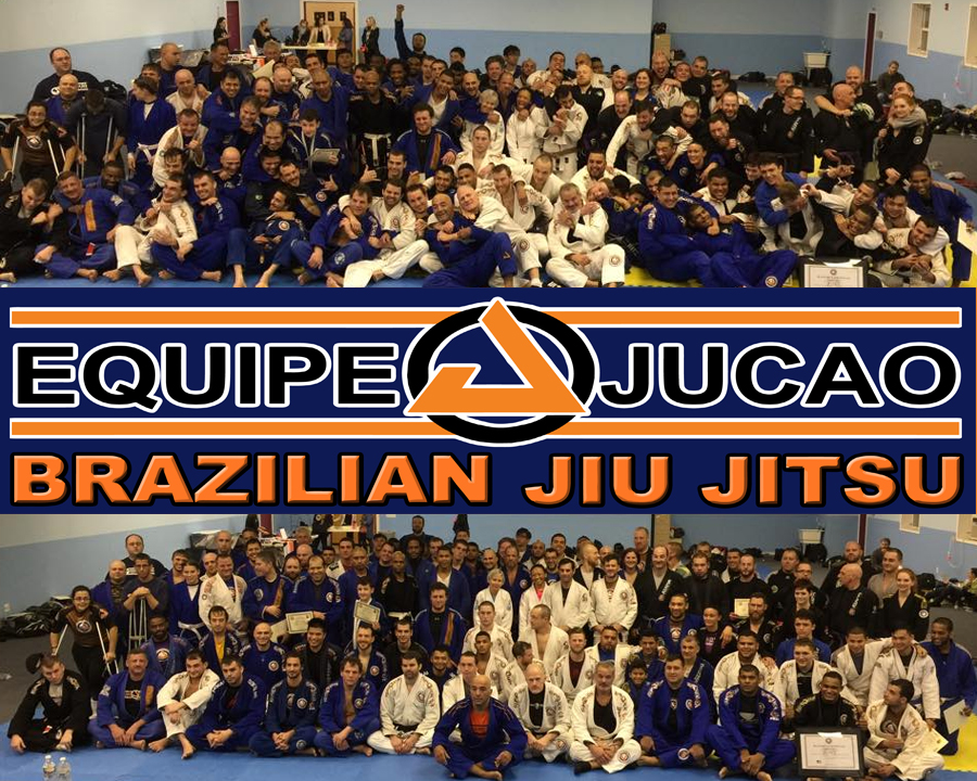 Jucao Brazilian Jiu-Jitsu Fight and Fitness MMA