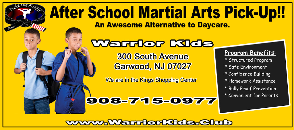 Warrior Kids After School Program